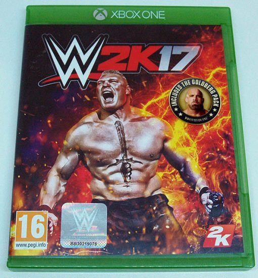 WWE 2K17 XONE