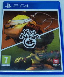 Yasai Ninja PS4