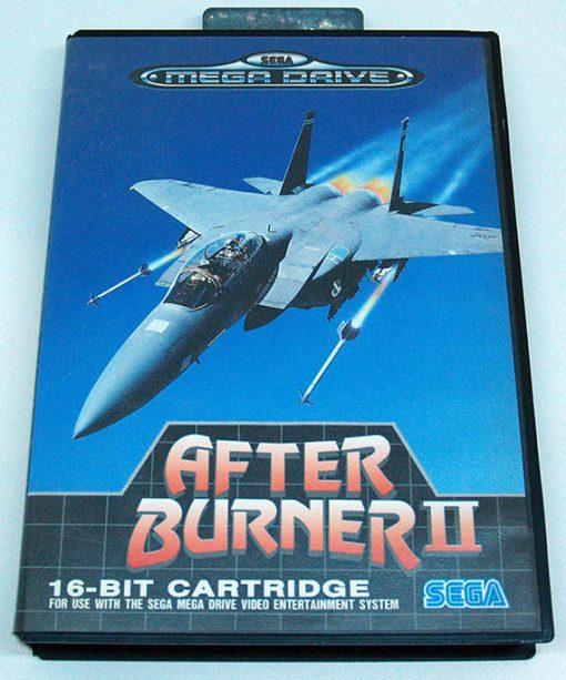 Afterburner II MEGA DRIVE