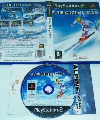 Alpine Skiing 2005 PS2