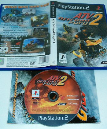 ATV Offroad Fury 2 PS2