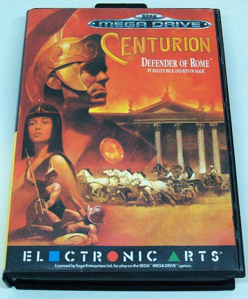 Centurion: Defender of Rome MEGA DRIVE