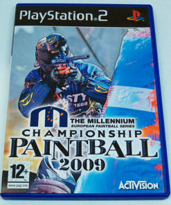Championship Paintball 2009 PS2