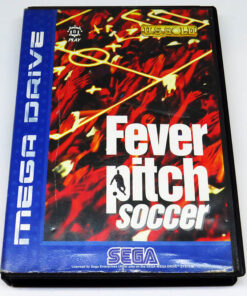 Fever Pitch Soccer MEGA DRIVE