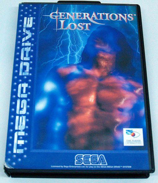Generations Lost MEGA DRIVE