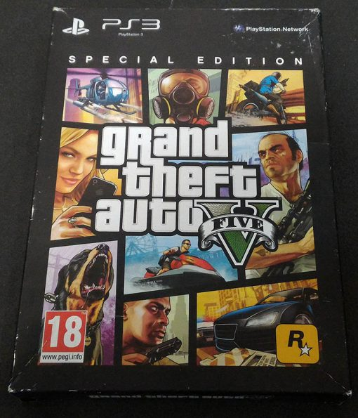 Grand Theft Auto V - Special Edition PS3