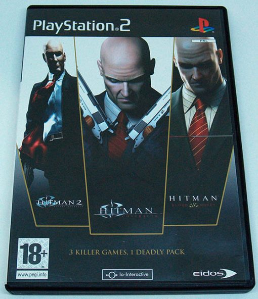 Hitman Triple Pack PS2