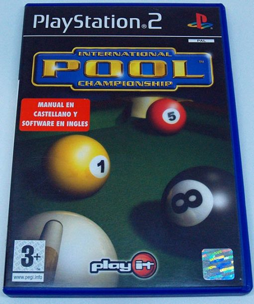 International Pool Championship PS2