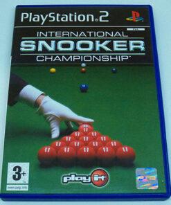 International Snooker Championship PS2