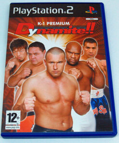 K-1 Premium Dynamite!! PS2