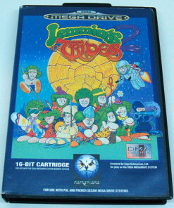 Lemmings 2: The Tribes MEGA DRIVE