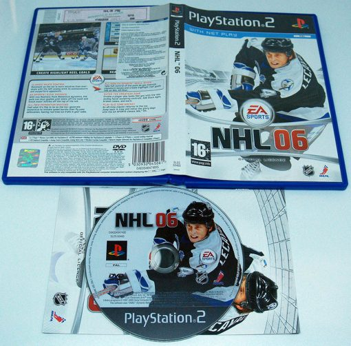 NHL 06 PS2