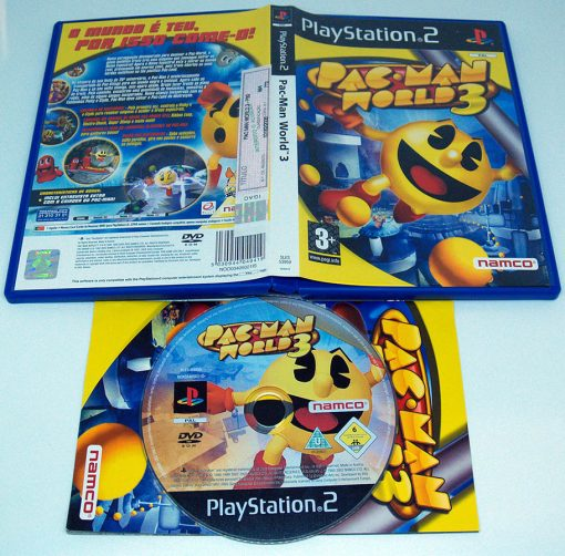 Pac-Man World 3 PS2