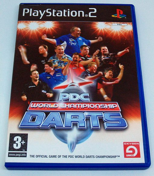 PDC World Championship Darts PS2