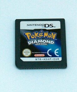 Pokémon Diamond Version CART NDS
