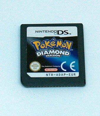 Pokémon Diamond Version CART NDS