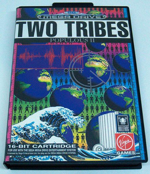 Two Tribes: Populous II MEGA DRIVE