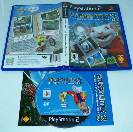 Stuart Little 3 PS2