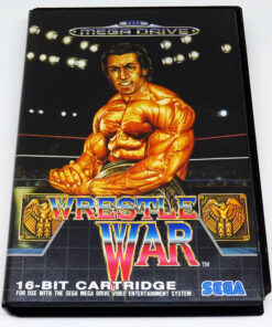 Wrestle War MEGA DRIVE
