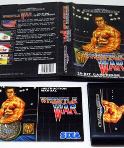 Wrestle War MEGA DRIVE