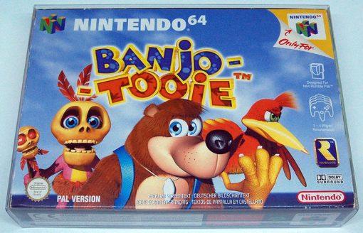 Banjo Tooie N64