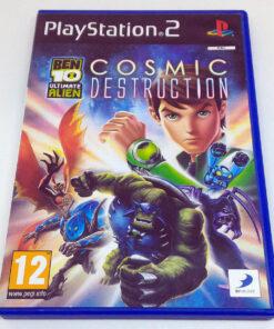 Ben 10 Ultimate Alien Cosmic Destruction PS2