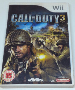Call of Duty 3 WII