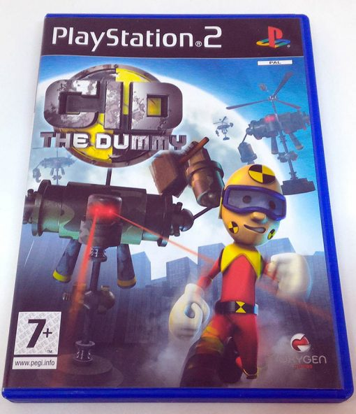 CID The Dummy PS2