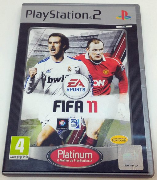 Fifa 11 PS2