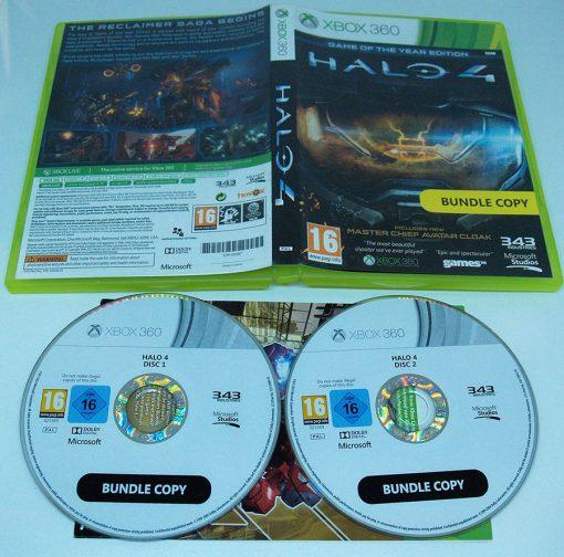 Halo 4 - Bundle Copy X360