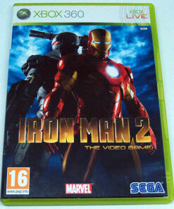 Iron Man 2 X360