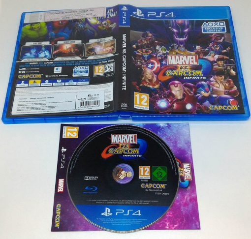 Marvel vs Capcom Infinite PS4