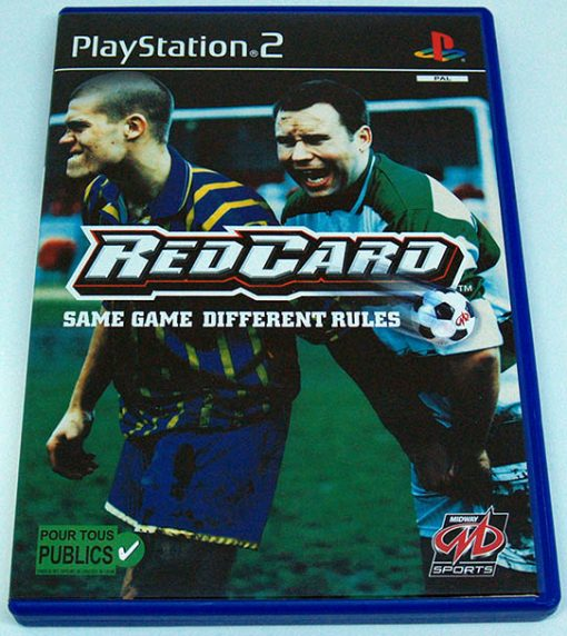 RedCard PS2