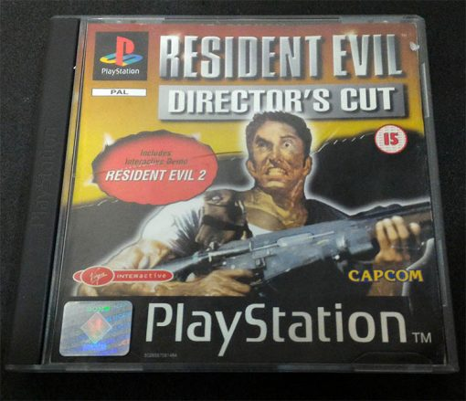 Resident Evil: Director's Cut PS1