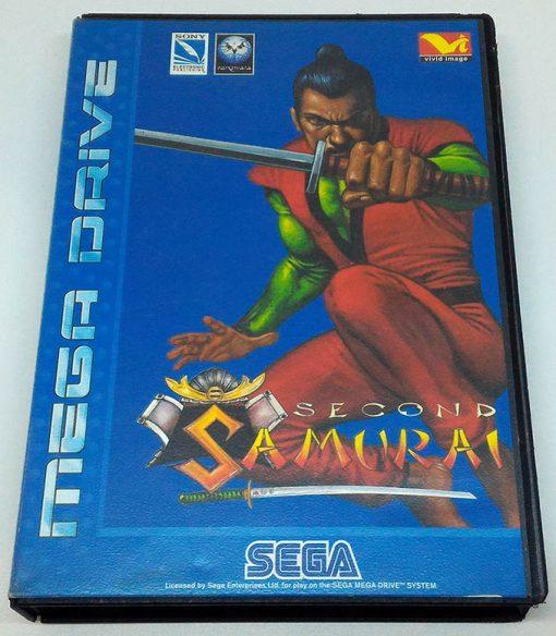 Second Samurai MEGA DRIVE