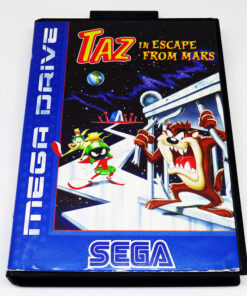 Taz in Escape From Mars MEGA DRIVE
