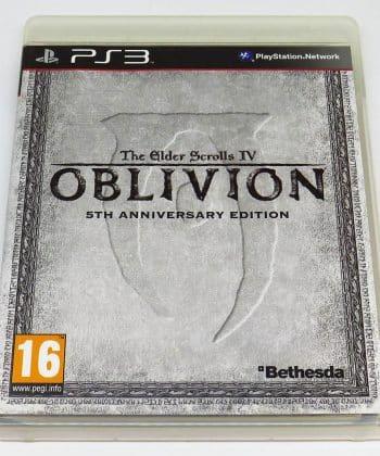 The Elder Scrolls IV: Oblivion - 5th Anniversary Edition PS3