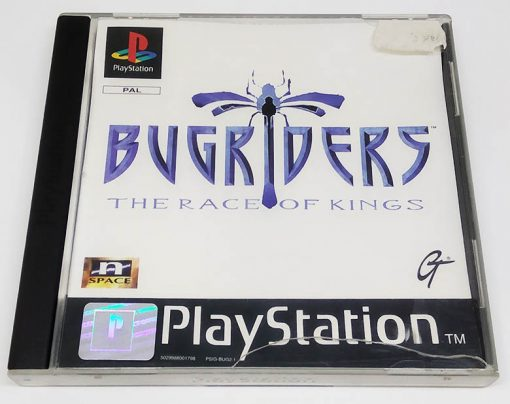 Bugriders: The Race of Kings PS1