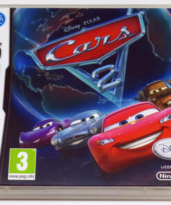 Disney Pixar Cars 2 NDS