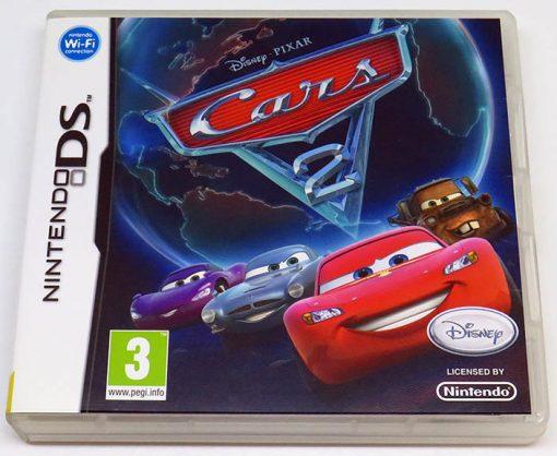 Disney Pixar Cars 2 NDS