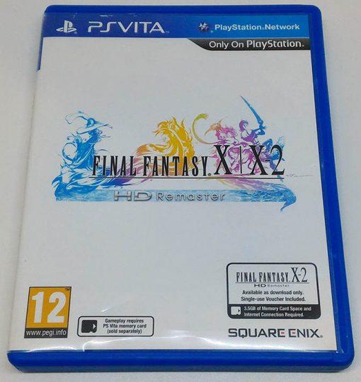 Final Fantasy X / X-2 HD Remaster PSVITA
