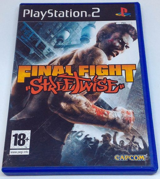 Final Fight Streetwise PS2