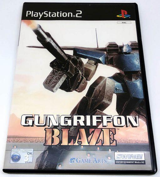 Gungriffon Blaze PS2