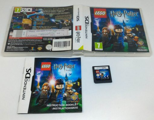 Lego Harry Potter: Years 1-4 NDS