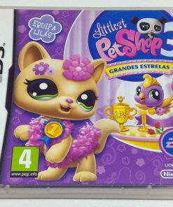 Littlest Peet Shop 3: Grandes Estrelas NDS