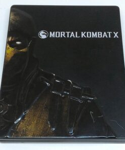 Mortal Kombat X - Steelbook PS4