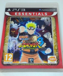 Naruto Shippuden: Ultimate Ninja Storm 3 - Full Burst PS3