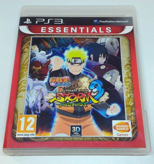 Naruto Shippuden: Ultimate Ninja Storm 3 - Full Burst PS3
