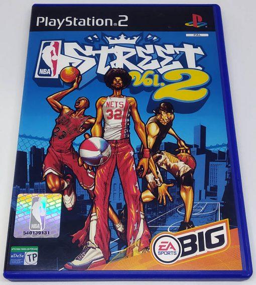 NBA Street Vol. 2 PS2