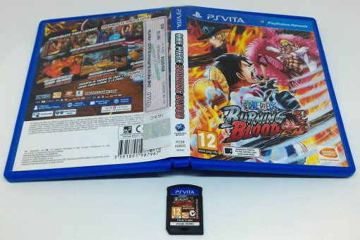 One Piece: Burning Blood PSVITA